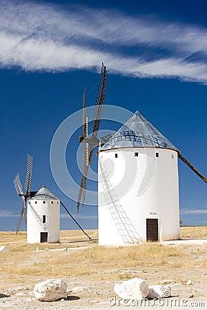Windmills, Campo de Criptana