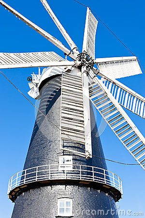Windmolen in Heckington