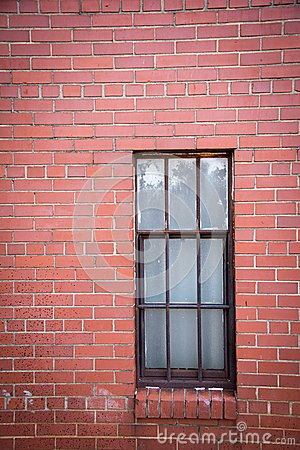 Window in Alley