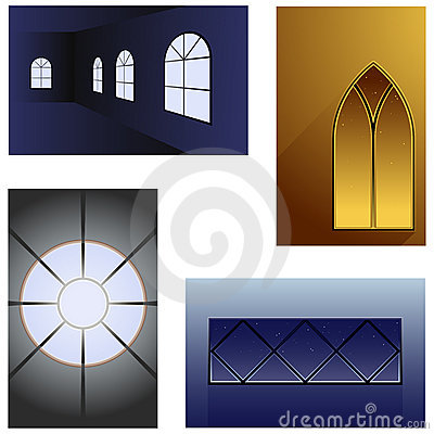 Window backgrounds