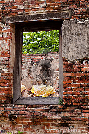 Window of Buddha