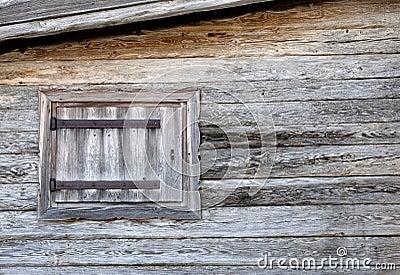 Window chalet