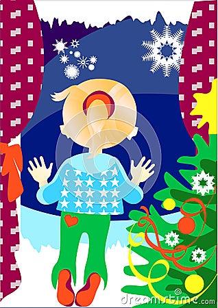 Window of Christmas
