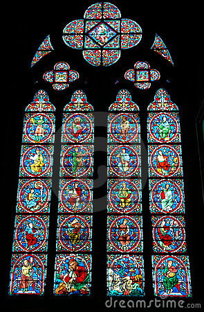 Window in Church