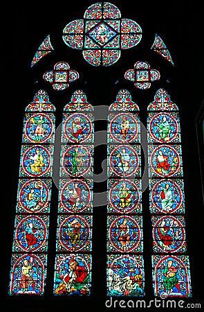Window in Church