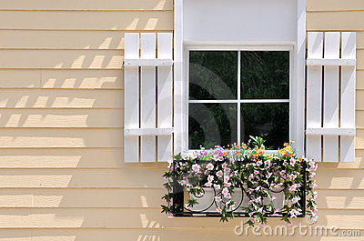 Window on colored architecture