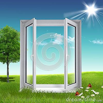 Free Window Ecological Stock Photo - 29204130