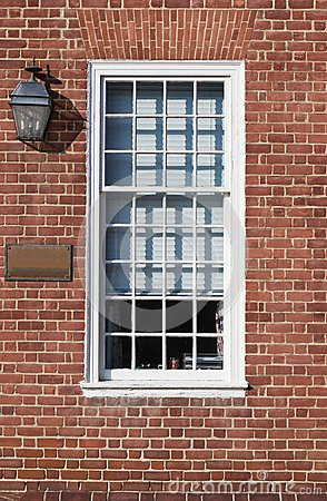 Window and Flat Arch Brickwork