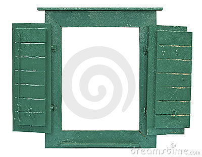 Window frame for picture