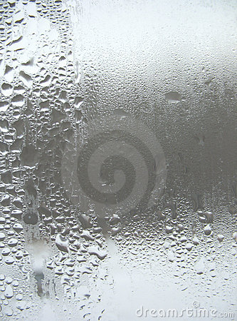 Free Window Glass And Rain Drops Royalty Free Stock Photography - 22580407