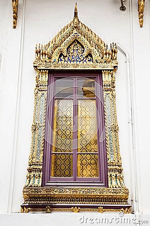 Window of hor phra nak