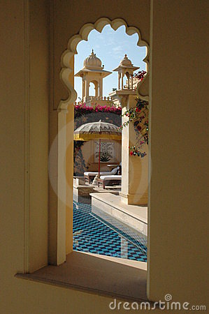 Free Window In A Hotel Stock Images - 5527244