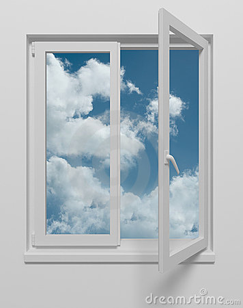 Free Window In The Sky Royalty Free Stock Photo - 16075575
