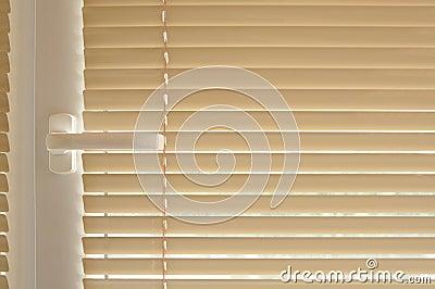 Window knob and curtain