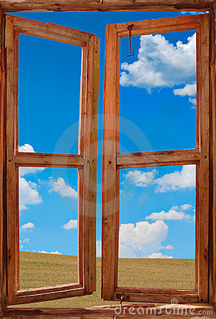 Free Window Of Opportunities Stock Image - 2781221