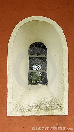Window of an Old Chapel