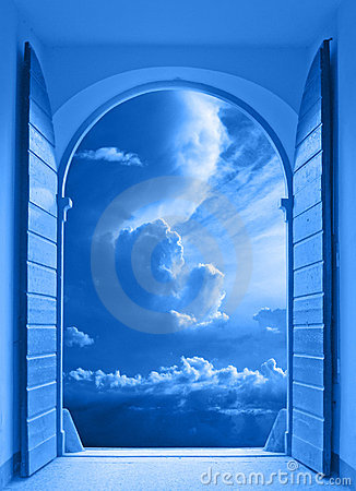 Free Window Over Stormy Sky Stock Photos - 2481023