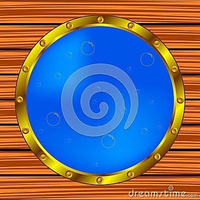 Free Window Porthole Royalty Free Stock Images - 23006639