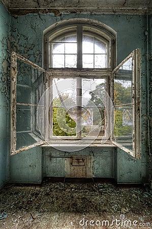 Free Window Reflection Stock Photos - 11865953
