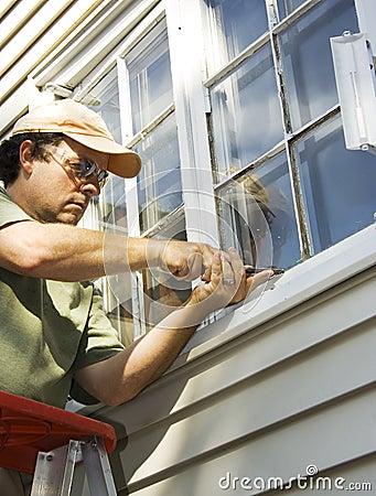 Free Window Repair Stock Photos - 9398513