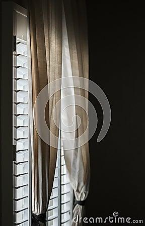 Free Window Shutters Stock Image - 93448831