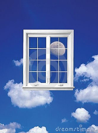 Window of sky
