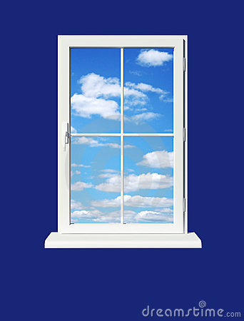 Window skyward
