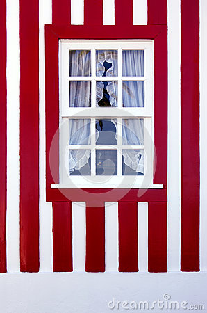 Window on Stripes