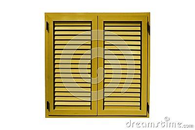 Window sutters