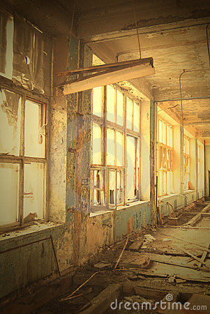 Window to desolation