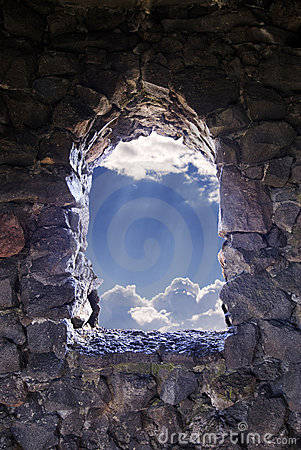 Free Window To Hope Stock Photography - 6759552