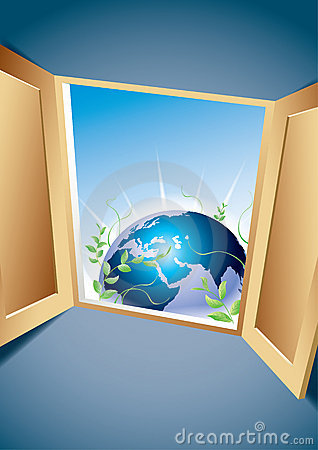 Window to a new world