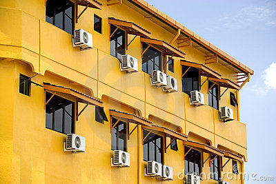 Windows and Air-Conditioners