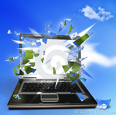 Free Windows Breaking Stock Image - 7106871