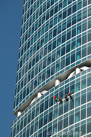 Free Windows Cleaning Royalty Free Stock Photo - 5030715