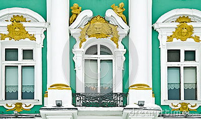 Windows of the Hermitage