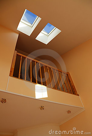 Free Windows In A Roof Stock Photos - 20820353