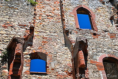 WIndows on Infinity, Rotteln Castle, Germany