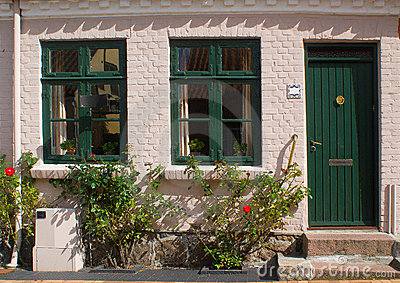 Windows in Maribo