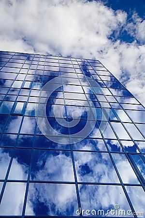 Free Windows Of Skyscraper Stock Photos - 9421433