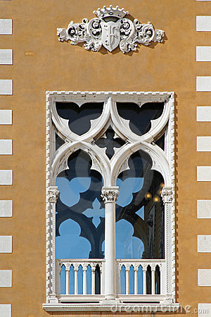 Free Windows Of Venice Stock Photography - 2622112