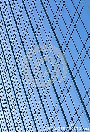 Free Windows On A Modern Skyscraper Office Block Stock Photo - 13570010