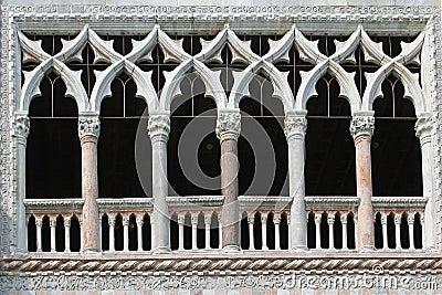 Windows of Venice