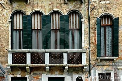 Windows of Venice Series