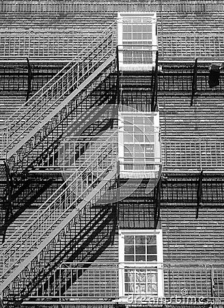 Windows y escaleras