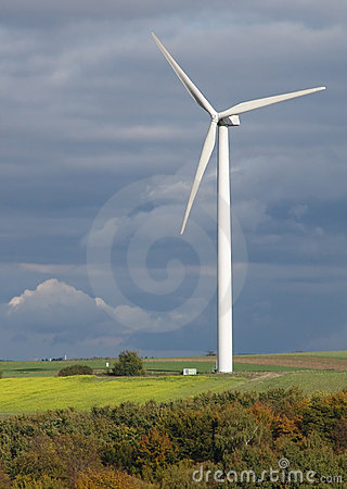 Windpower Tower