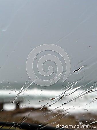 Windscreen Rain