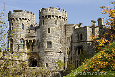 Windsor Castle Battlements