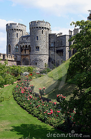 Windsor castle gateway