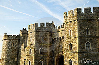 Windsor Castle Henry V111 Gateway